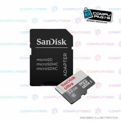 MEMORIA MICRO SD SANDISK ULTRA 32GB C10
