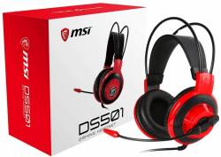 PERIFERICOS AURICULAR PC / PS4 MSI DS501 GAMER