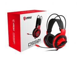 AURICULAR GAMER MSI 3.5MM GAMING PC DS501