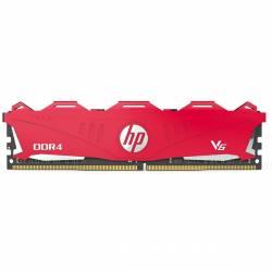 MEMORIA RAM DDR4 HP 8GB 2666MHZ V6 RED