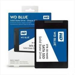 DISCO SOLIDO WESTERN DIGITAL 2TB BLUE